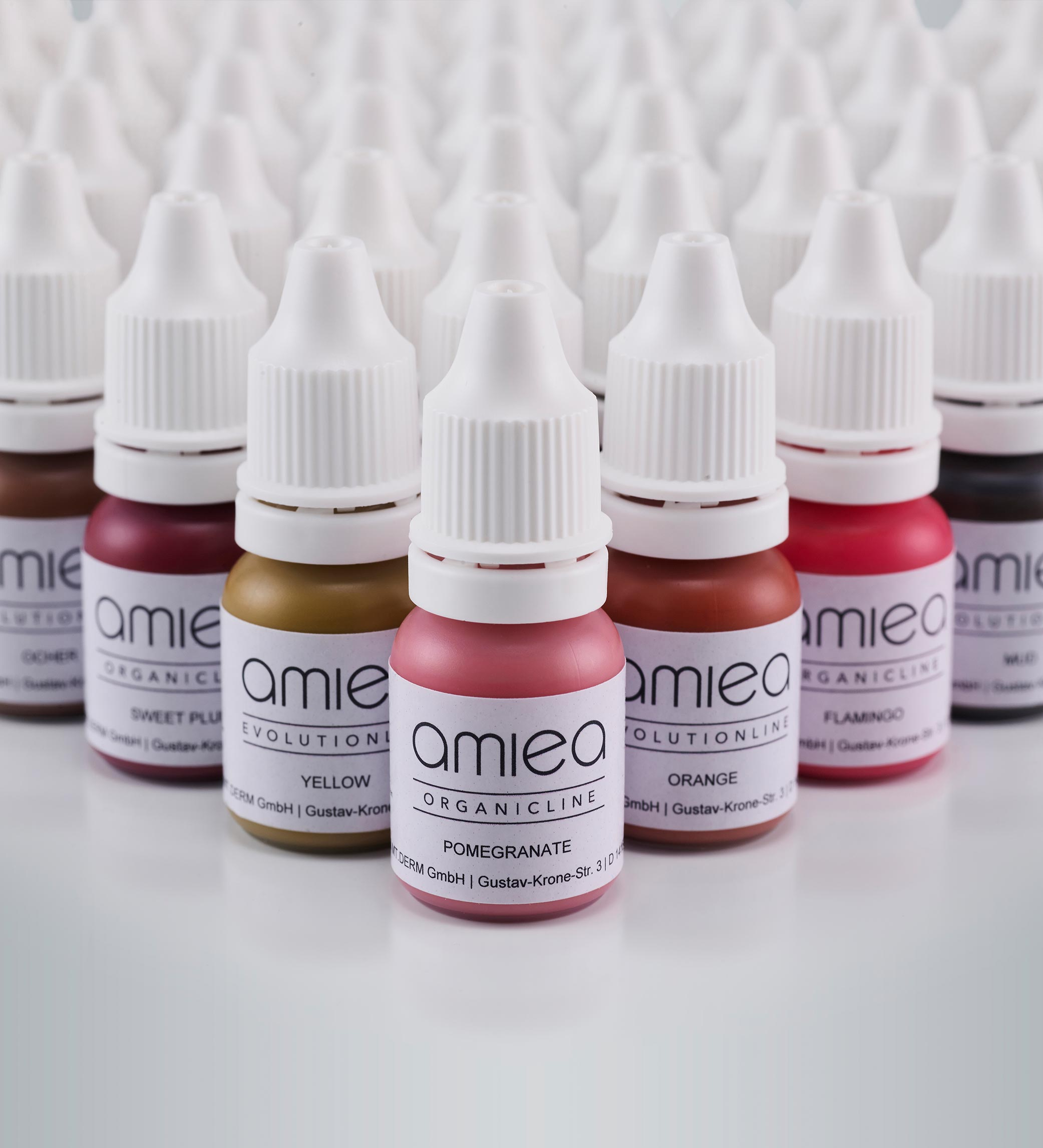 picture of amiea pmu colors